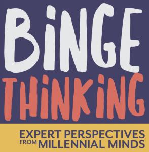Binge Thinking logo